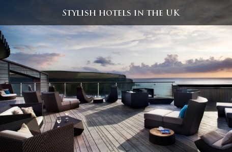 Stylish hotels in the UK