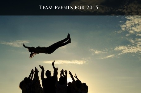 Team events for 2015
