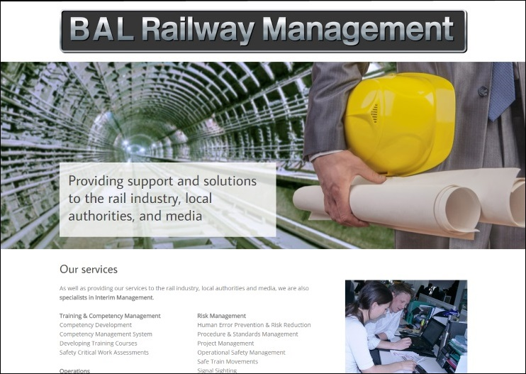 BAL Railway Management