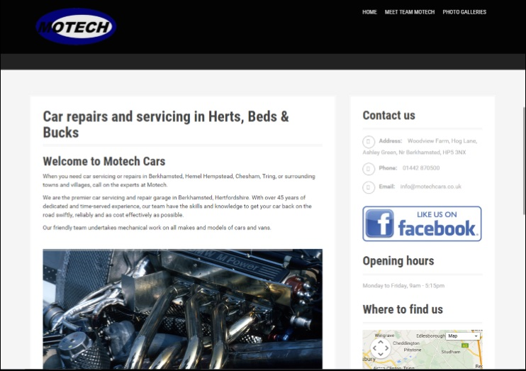 Motech Cars